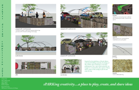 Parklet Design Submission